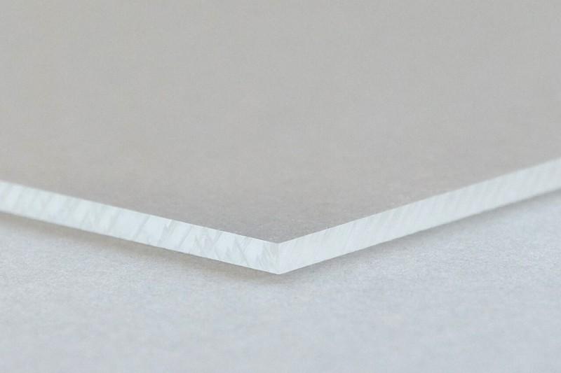 Glaskante Acrylglas Plexiglas