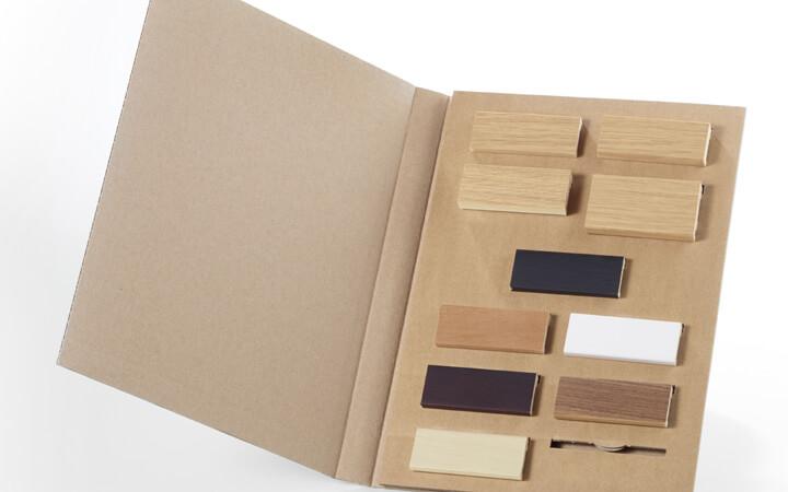 Muster Holzleisten