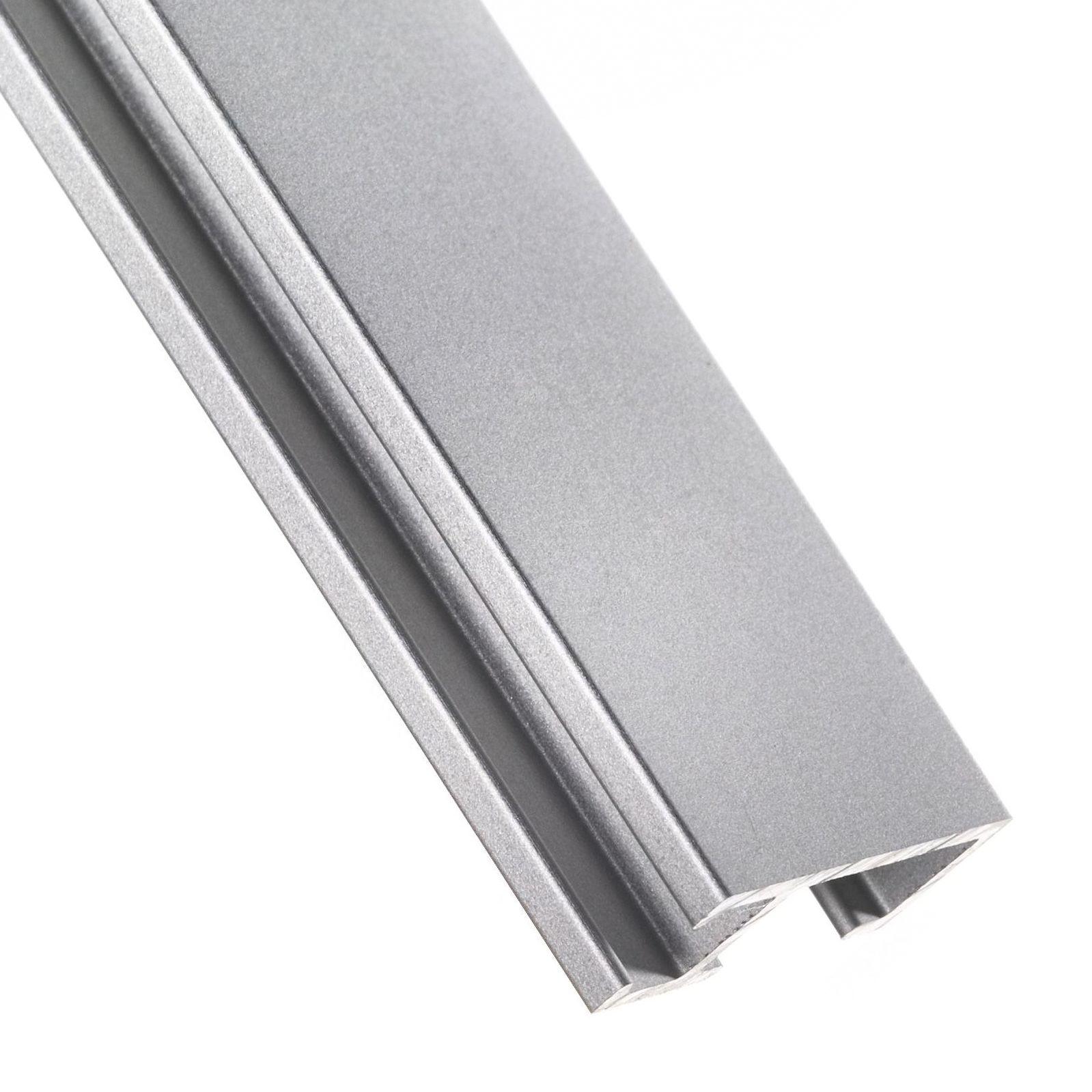 Galerieschiene Silber - Zuschnitt | Aufhängesysteme | Zubehör ...